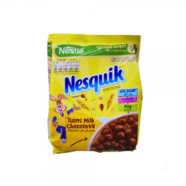 NESQUIK CEREAL BAG 538829-V001 by Nestle