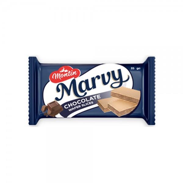 PLAIN WAFER CUTS MILK CHOCOLATE 538989-V001 by Marvy