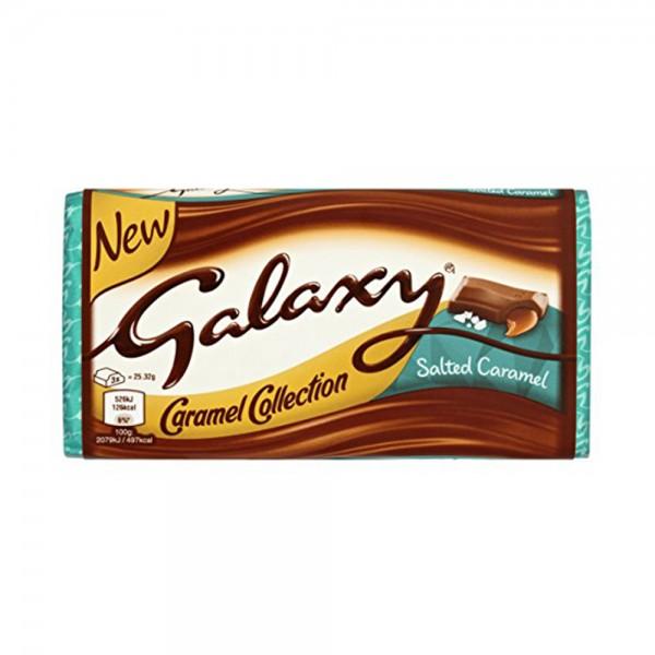 GALAXY SALTED CARAMEL BLOCK 540037-V001 by Mars