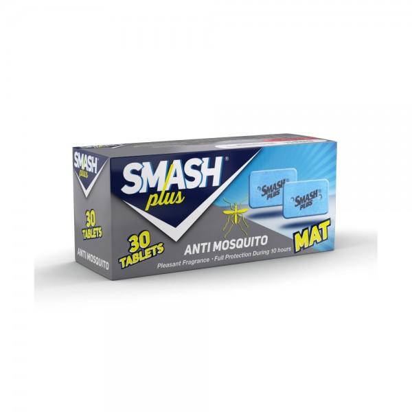 Smash Plush Anti Mosquito 20% Extra Free 36 Tabs 540094-V002 by Smash