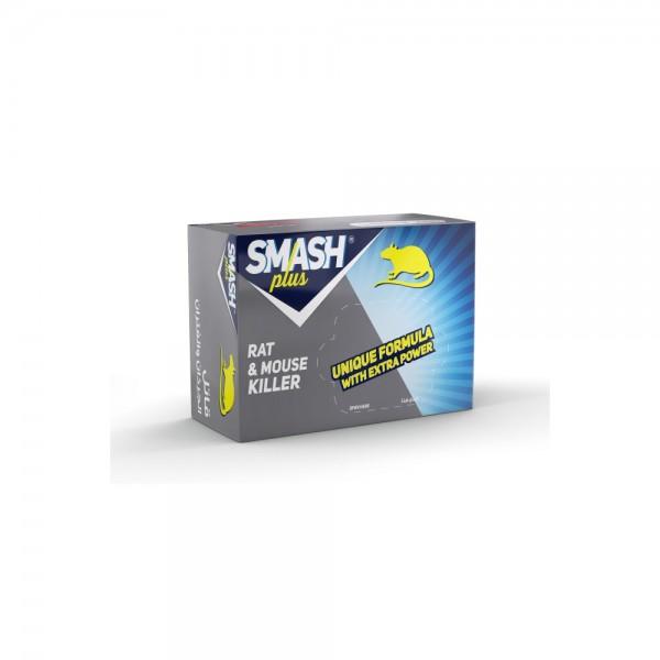 Smash Plus Rat & Mouse Killer 540103-V001 by Smash