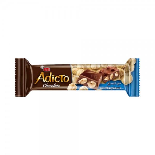 ADICTO HAZELNUT CHOCOLATE 540184-V001 by Eti