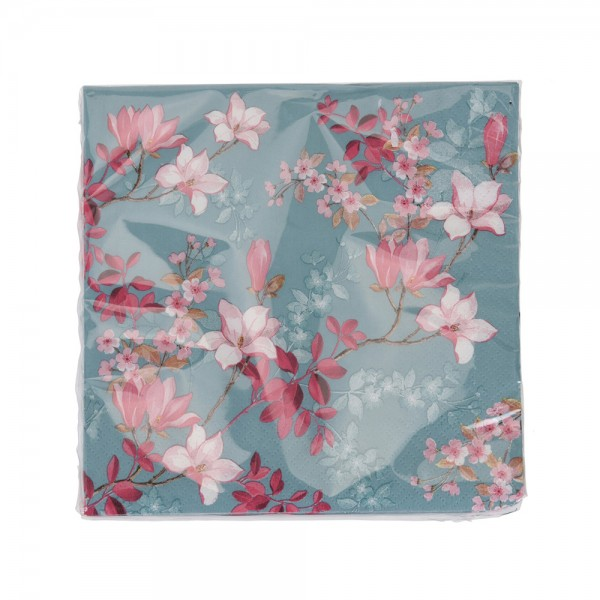 NAPKINS 20 SHEETS MIXED 540262-V001 by EH Excellent Houseware