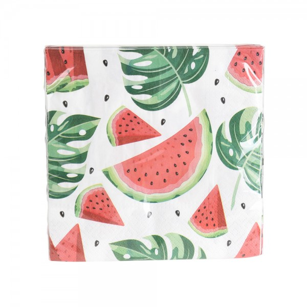 NAPKINS 20 SHEETS MIXED 540268-V001 by EH Excellent Houseware