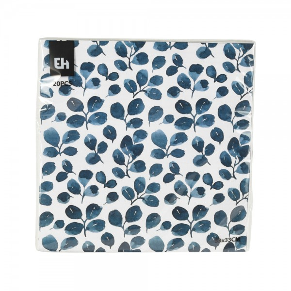 NAPKINS 20 SHEETS MIXED 540273-V001 by EH Excellent Houseware
