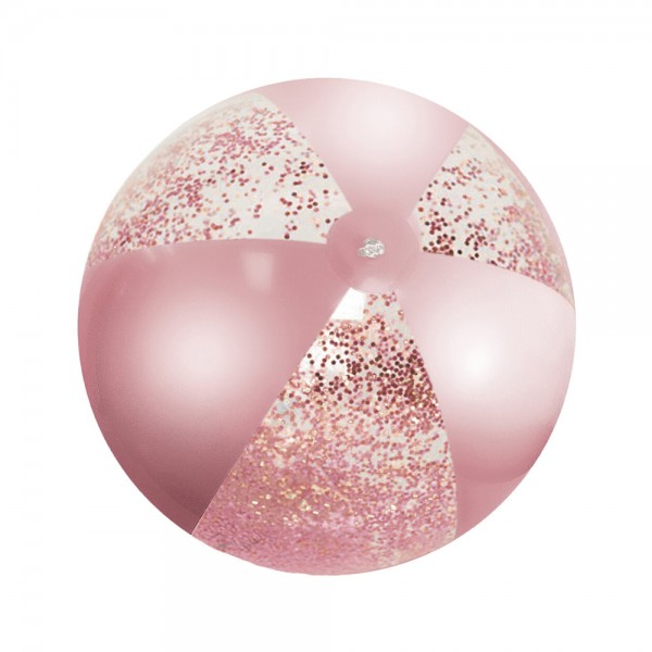 BEACH BALL GLITTER DESIGN MIXED 540334-V001 by EH Excellent Houseware