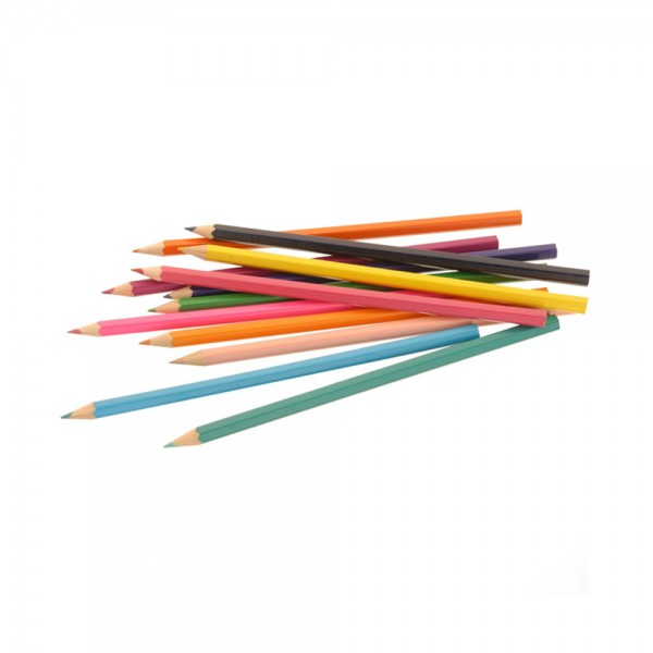 COLOURING PENCILS MIXED 540372-V001 by EH Excellent Houseware