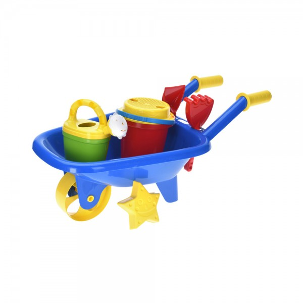 WHEELBARROW FOR CHILDREN MIXED 540373-V001 by EH Excellent Houseware