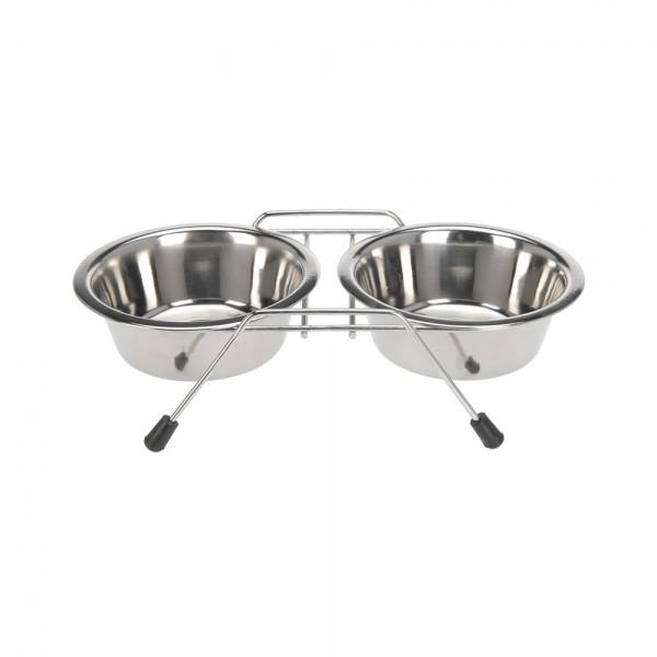 DOG BOWL STAINLESS STEEL 540403-V001 by PT