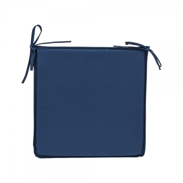 CHAIR PAD NAVY BLUE 540445-V001 by EH Excellent Houseware