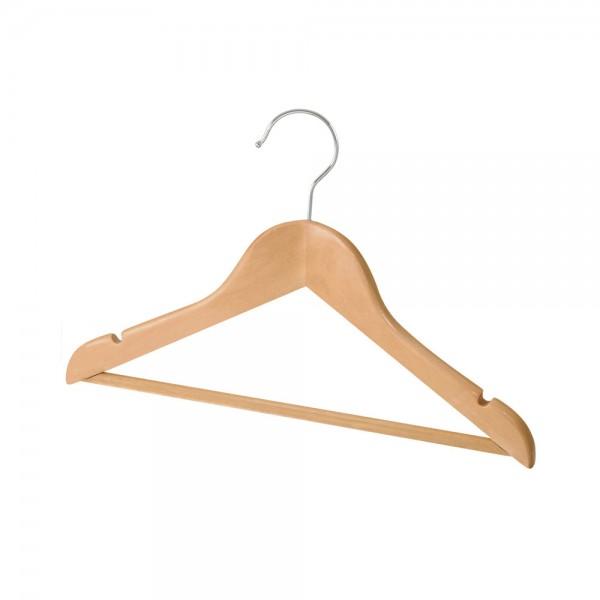 CLOTHES HANGER WOOD SET 540450-V001 by EH Excellent Houseware