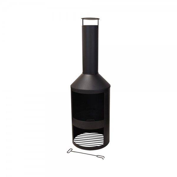 CHIMNEY FIRE PLACE METAL 540567-V001 by EH Excellent Houseware