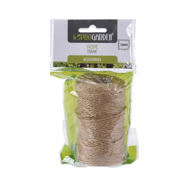 NATURAL ROPE TOUW 75M 540568-V001 by Pro Garden Collection