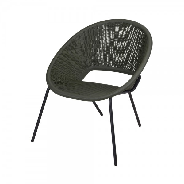 STACK CHAIR METAL 540581-V001 by Pro Garden Collection
