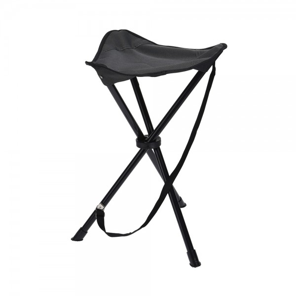 CHAIR FOLDABLE ANTHRACITE 540586-V001 by EH Excellent Houseware