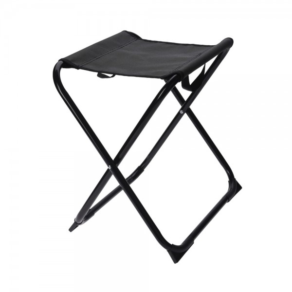CHAIR FOLDABLE LUXE ANTHRACITE 540587-V001 by EH Excellent Houseware