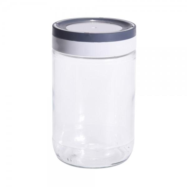 GLASS STORAGE JAR 540680-V001 by EH Excellent Houseware