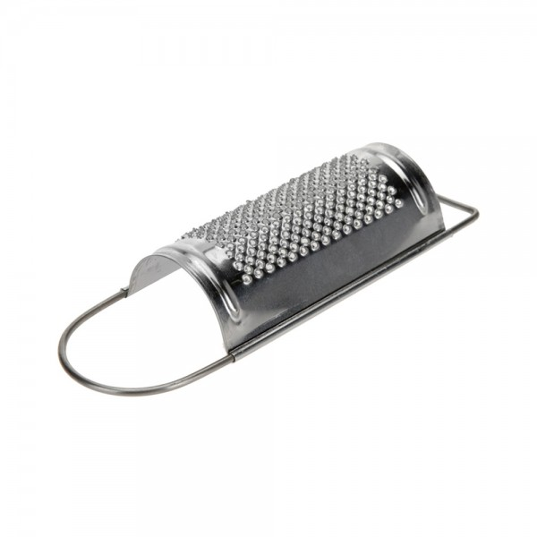 GRATER HALF CIRCLE STAINLESS STEEL 13X5X2CM 540688-V001 by EH Excellent Houseware