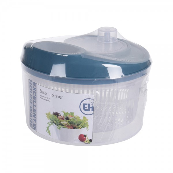 SALAD SPINNER 4500ML 23.4X16.8CM 540711-V001 by EH Excellent Houseware