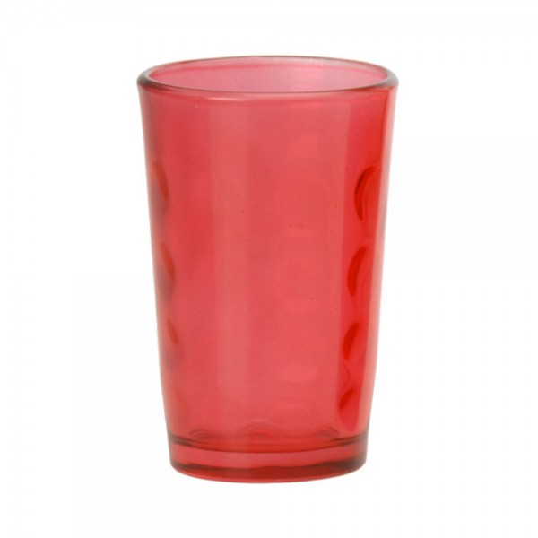 DRINKING GLASS CUP SET MIXED COLOR 540721-V001 by EH Excellent Houseware