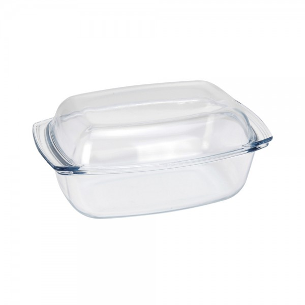 TERMOLEX GLASS OVEN DISH WITH LID 540726-V001 by EH Excellent Houseware