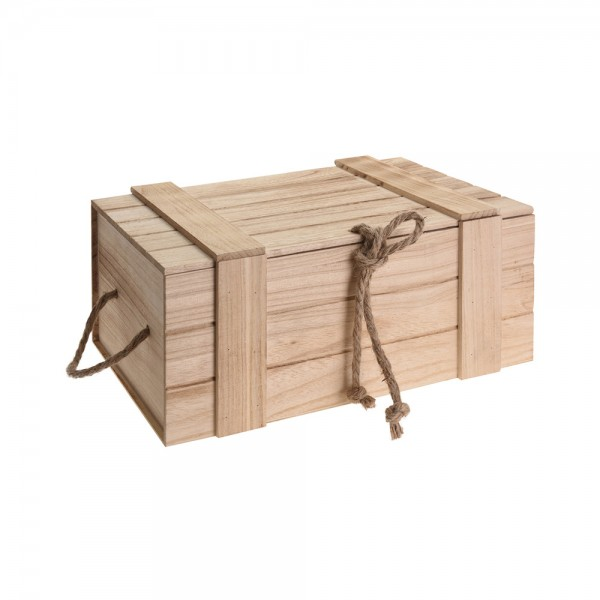 WOODEN BOX SET 540728-V001 by EH Excellent Houseware