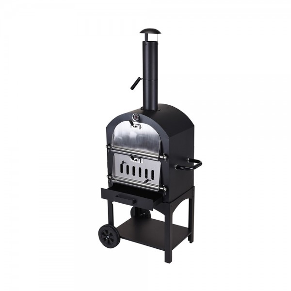 BBQ PIZZA OVEN 68X156CM 540763-V001 by EH Excellent Houseware