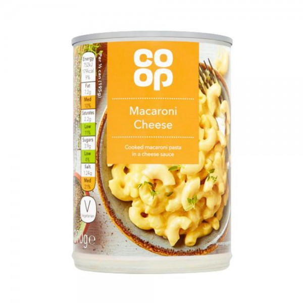 MACARONI CHEESE 540812-V001 by Co op