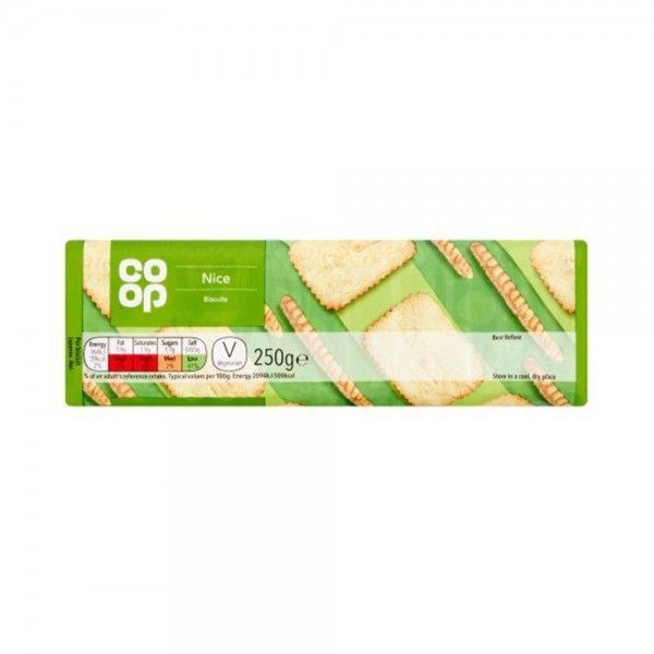 NICE BISCUITS 540823-V001 by Co op