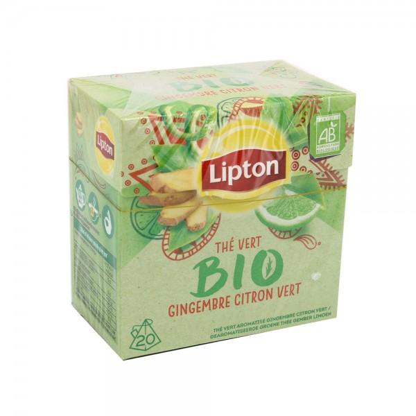BIO THE VERT GINGEMBRE 540847-V001 by Lipton