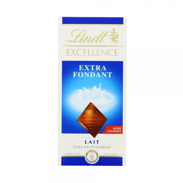 EXCELLENCE LAIT EXTRA FONDANT 540865-V001 by Lindt