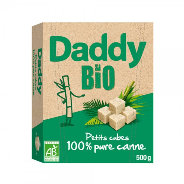 PETIT CUBES PURE CANE ORG 540870-V001 by DADDY