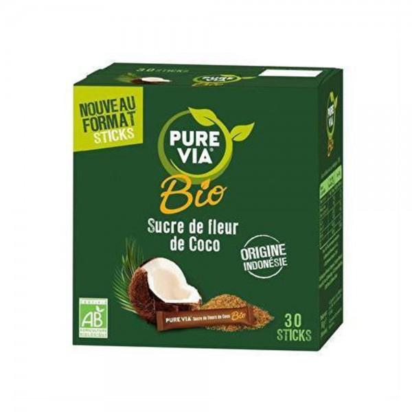 SUCRE FLEUR COCO BIO 30STICK 540877-V001 by PURE VIA