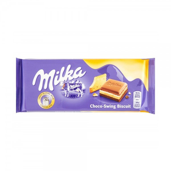 CREAM AND BISCUIT 540990-V001 by Milka