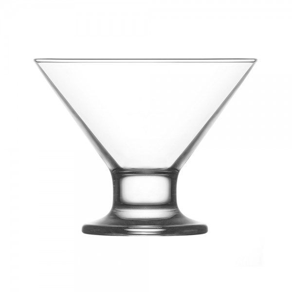 GLASS ICE CREAM CUP SET 11X10 541017-V001 by Adtrend.it