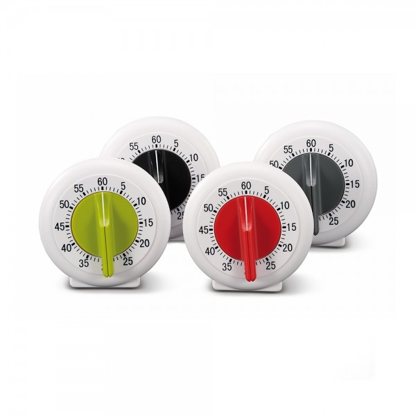 TIMER MIXED COLOR  9.2X9CM 541079-V001 by Adtrend.it