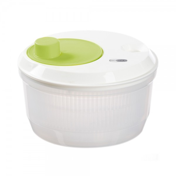 SALAD SPINNER PLASTIC ABS 20.5X15.5CM 541083-V001 by Giostyle