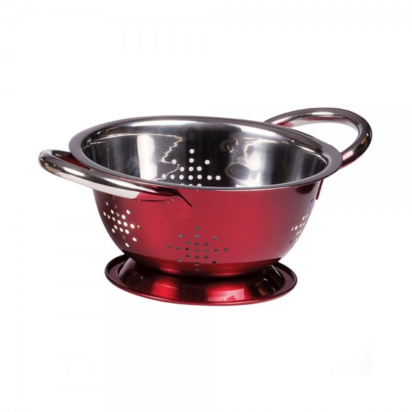 COLANDER STAINLESS STEEL MIXED COLOR 541100-V001 by Adtrend.it