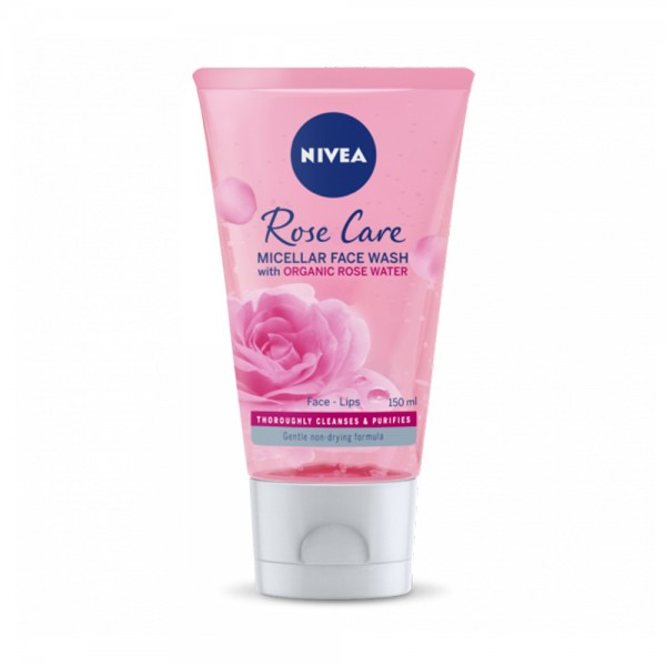 ROSE WATER FACE GEL CREAM 541199-V001 by Nivea