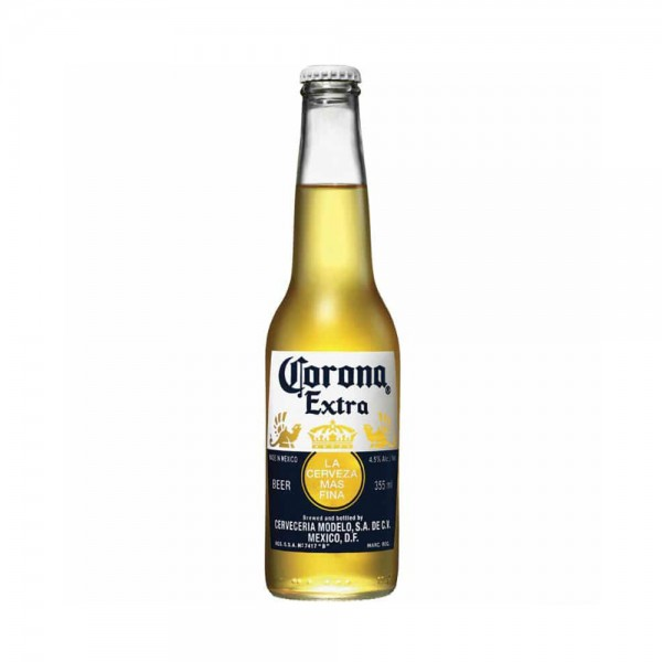 Corona Extra Mexican Beer Bottle 35.5CL 541405-V001 by Corona