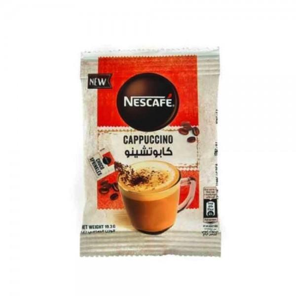Nescafe Cappuccino Foamy 20s 541477-V001 by Nestle