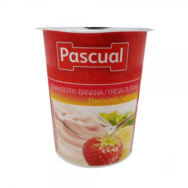 Pascual Strawberry & Banana Yogurt 541770-V001 by Pascual