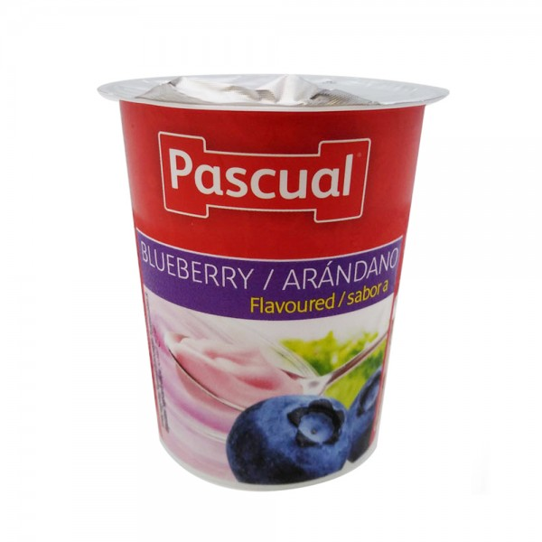 Pascual Blueberries Yogurt 541772-V001 by Pascual