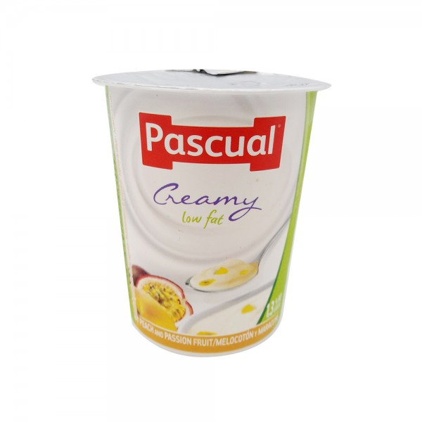 Pascual Peach & Passion Fruit Low Fat 541774-V001 by Pascual