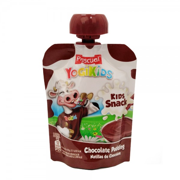Pascual Yogkids Chocolate Pudding 541784-V001 by Pascual