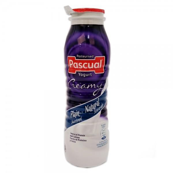 Pascual Drinking Plain With Sugar Yogurt 541787-V001 by Pascual