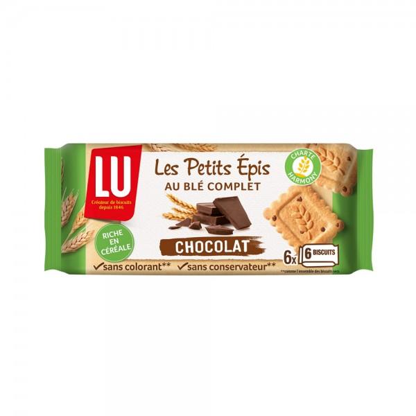 PETITS EPIS CHOCOLAT 541799-V001 by LU
