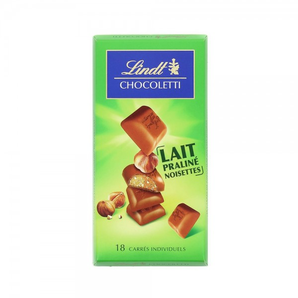 CHOCOLETTI LAIT NOISETTE 541814-V001 by Lindt