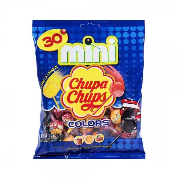 30 MINI SUCETTES COLORS 541819-V001 by Chupa Chups