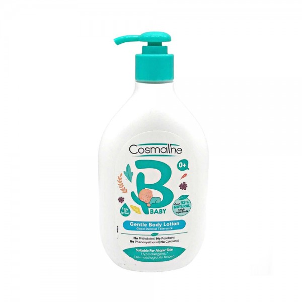 BABY GENTLE BODY LOTION 541971-V001 by Cosmaline